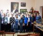 В музее села Балахоновского прошла встреча священника с учащимися школы