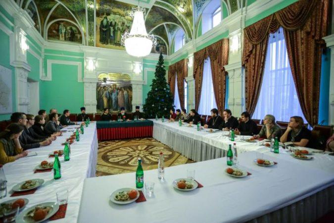 Митрополит Кирилл встретился с журналистами краевых СМИ