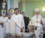 В Крещенский сочельник митрополит Кирилл совершил Литургию и чин великого освящения воды в Андреевском соборе