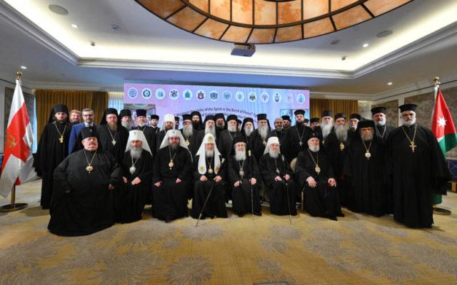 В Аммане прошла встреча предстоятелей и делегаций Поместных Православных Церквей