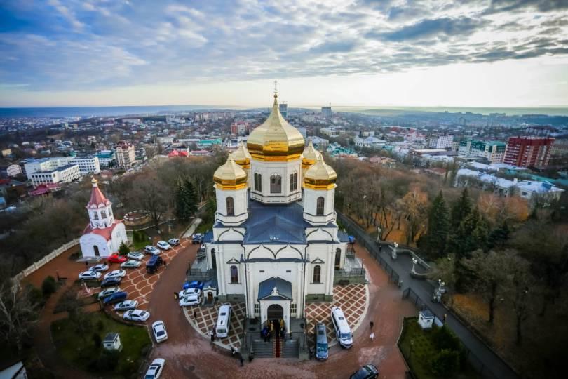 Казанский кафедральный собор г. Ставрополя
