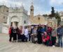 Ставропольские паломники посетили Святую Землю