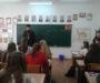 Священник провел беседу с учащимися школы