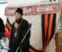 Настоятель поздравил мужчин села с Днем защитника Отечества