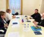 Митрополит Кирилл встретился с руководителем Россотрудничества Э.В.Митрофановой