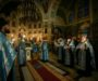 В канун Недели о блудном сыне митрополит Кирилл совершил всенощное бдение