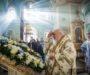 В Неделю о блудном сыне митрополит Кирилл совершил Литургию в Андреевском соборе