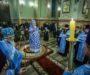 Правящий архиерей совершил всенощное бдение в канун праздника Сретения Господня