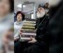 Краевой библиотеке передали духовно-просветительские книги