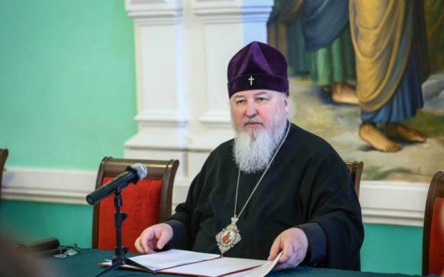 Профессорско-преподавательский состав Ставропольской духовной семинарии обсудил переход на дистанционное обучение
