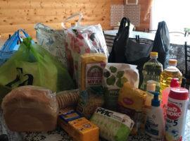 Социальная служба прихода оказывает помощь нуждающимся
