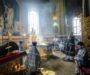 Митрополит Кирилл совершил Литургию Преждеосвященных Даров вКазанском соборе