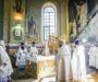 В праздник Вознесения Господня митрополит Кирилл возглавил Литургию в Казанском кафедральном соборе