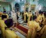 Митрополит Кирилл совершил всенощное бдение в Андреевском соборе г. Ставрополя