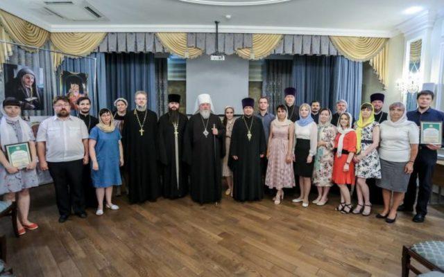 Митрополит Кирилл провел встречу с грантополучателями Ставропольской епархии