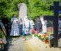 Митрополит Кирилл совершил панихиду на могиле бывшего главы Ставрополя Андрея Джатдоева