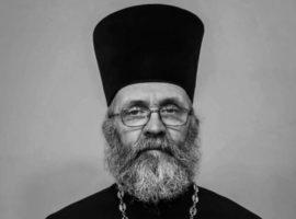 Отошел ко Господу священник Владимир Никитинский