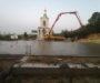 Завершен первый этап строительства братского корпуса