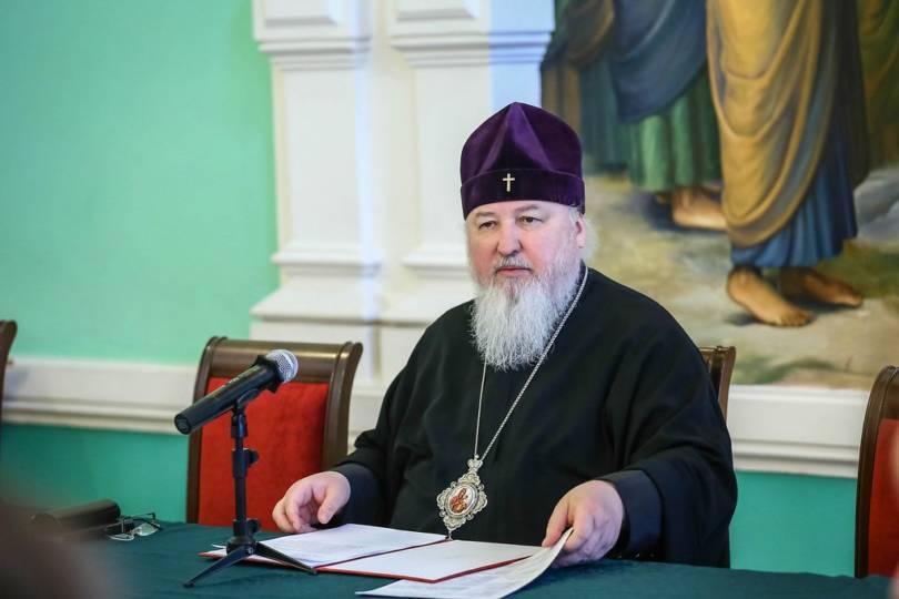 Митрополит Кирилл повторно утвержден в должности ректора Ставропольской духовной семинарии