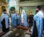 Митрополит Кирилл совершил молебное пение в праздник Владимирской иконы Божьей Матери