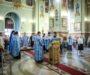 Митрополит Кирилл совершил всенощное бдение в канун престольного праздника Казанского собора
