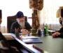 Митрополит Кирилл прибыл в епархиальное управление Екатеринодарской епархии