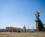 Митрополит Кирилл совершил чин освящения скульптурного образа Архангела Михаила