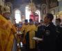 Настоятель храма великомученика Пантелеимона протоиерей Павел Самойленко отметил 35-летие священнического служения