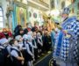 В праздник Покрова Пресвятой Богородицы митрополит Кирилл совершил Литургию в Покровском соборе Невинномысска