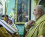 Митрополит Кирилл совершил всенощное бдение в Андреевском соборе Ставрополя