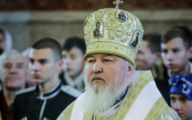 Митрополит Ставропольский и Невинномысский Кирилл отмечает памятную дату