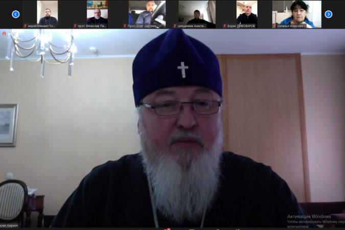 Митрополит Кирилл возглавил работу пленарного заседания регионального этапа XXIX Международных Рождественских образовательных чтений