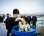 В праздник Крещения Господня митрополит Кирилл освятил воды Сенгилеевского водохранилища