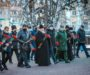 Митрополит Кирилл принял участие в церемонии возложения цветов, посвященной годовщине освобождения Ставрополя от оккупации