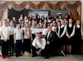 В православной гимназии Невинномысска прошли мероприятия, посвященные Дню защитника Отечества