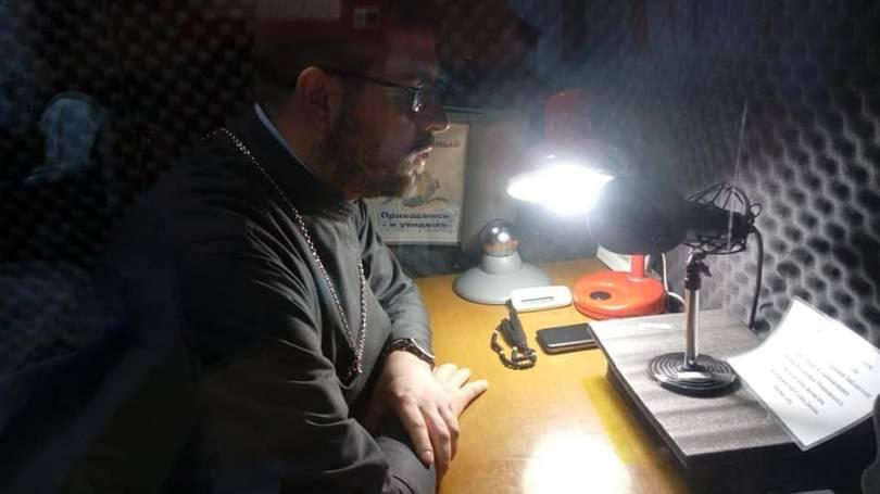 Миссионерский отдел запишет цикл аудиолекций для слепых и слабовидящих людей