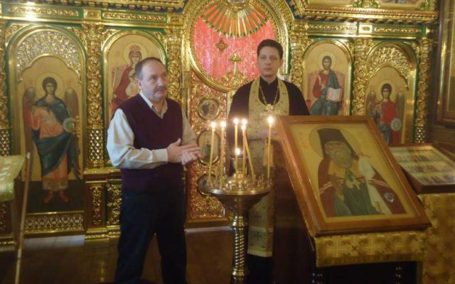 В храме семинарии помянули участников Кубанского «ледяного» похода Добровольческой армии
