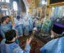 Митрополит Кирилл совершил Литургию в храме Успения Пресвятой Богородицы г. Ставрополя