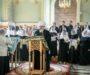В Казанском соборе состоялась запись канона преподобного Андрея Критского