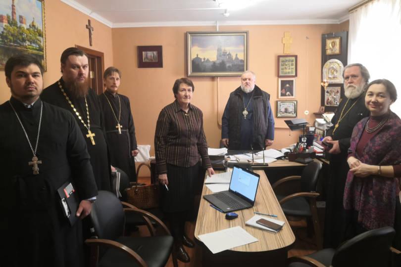 В семинарии готовится к изданию юбилейный сборник докладов протоиерея Павла Самойленко
