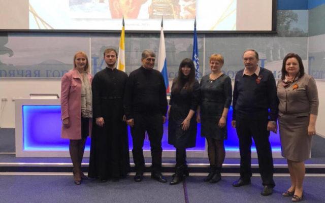 Студент семинарии принял участие в конференции, посвященной Александру Невскому