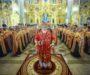 В праздник Воскресения Христова митрополит Кирилл возглавил великую вечерню в Казанском соборе