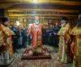 Митрополит Кирилл совершил Литургию в храме Богоотец Иоакима и Анны г. Ставрополя