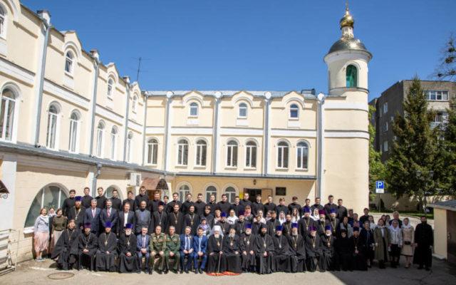 Ставропольская духовная семинария отметила 175-летний юбилей
