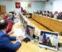Митрополит Кирилл принял участие в круглом столе в правительстве края