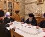 Состоялось первое в этом году заседание Архиерейского совета Ставропольской митрополии