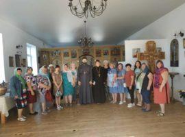 Работники культуры из Труновского побывали в храмах краевого центра