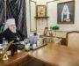 Митрополит Кирилл принял участие в заседании Высшего Церковного Совета в дистанционном формате