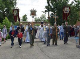 Престольный праздник отметили в главном храме Ипатовского благочиния