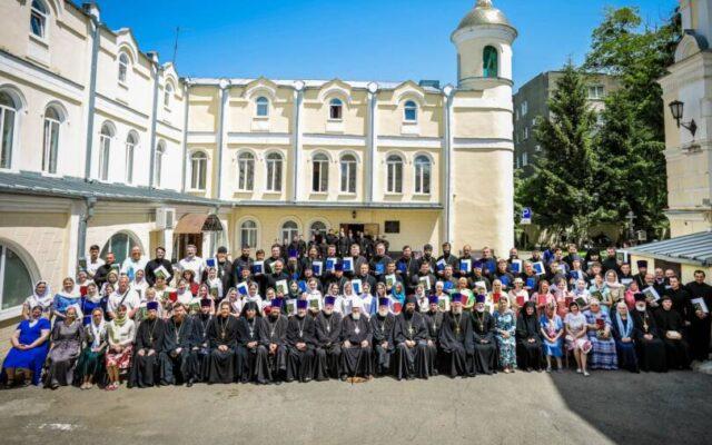 В Ставропольской духовной семинарии состоялся выпускной акт